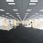 近い将来、日本人はオフィスビルに住むようになる(?)